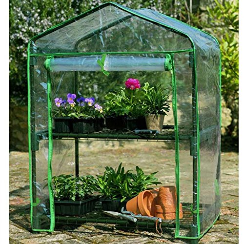 Gardman-2-Tier-Greenhouse-Growhouse-with-Clear-PVC-Cover-08700-0