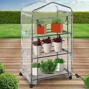 Jago-Compact-Walk-in-Greenhouse-Garden-Terrace-Balcony-Plants-PVC-Growhouse-0-4