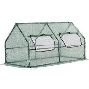 Jago-Greenhouse-Growbox-Choice-of-Sizes-Garden-Growhouse-Anti-UV-Lattice-Foil-Hothouse-0-2