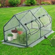 Jago-Greenhouse-Growbox-Choice-of-Sizes-Garden-Growhouse-Anti-UV-Lattice-Foil-Hothouse-0-5