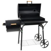 Azuma-BARREL-OR-SMOKER-Charcoal-BBQ-Barbecue-Garden-Outdoor-Cooking-Grill-0-1