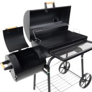 Azuma-BARREL-OR-SMOKER-Charcoal-BBQ-Barbecue-Garden-Outdoor-Cooking-Grill-0-2