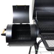 Azuma-BARREL-OR-SMOKER-Charcoal-BBQ-Barbecue-Garden-Outdoor-Cooking-Grill-0-3