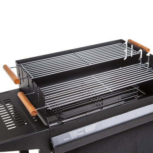 Deluxe Trolley Charcoal Barbecue