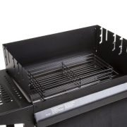 Deluxe-Trolley-Charcoal-Barbecue-Side-Shelves-Portable-0-1
