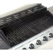 Fireplus-61-Gas-Burn-Grill-BBQ-Barbecue-w-Side-Burner-Storage-0-1