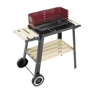 Landmann-0566-Charcoal-Wagon-Barbecue-0