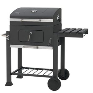 Tepro-Toronto-Trolley-Grill-Barbecue-Black-0