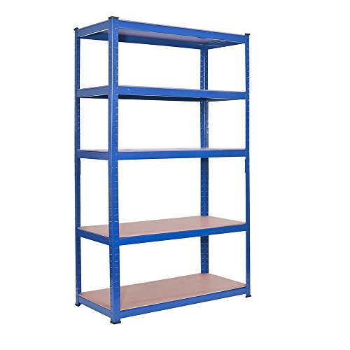 1500-x-700-x-300mm-heavy-duty-boltless-metal-steel-shelving-shelves-storage-unit-Industrial-0