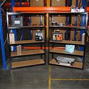 180cm-x-120cm-x-45cm-Black-5-Tier-175KG-Per-Shelf-875KG-Capacity-Extra-Wide-Garage-Shed-Storage-Shelving-Unit-5-Year-Warranty-0-1
