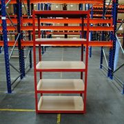 180cm-x-90cm-x-60cm-Red-5-Tier-265KG-Per-Shelf-Heavy-Duty-1325KG-Capacity-Extra-Deep-Garage-Shed-Storage-Shelving-Unit-5-Year-Warranty-0-0