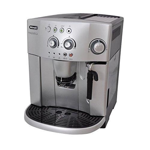 DeLonghi-Magnifica-Bean-to-Cup-EspressoCappuccino-Coffee-Machine-ESAM4200-Silver-0