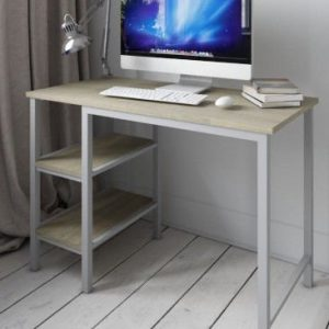 Desk-Shelf-Unit-Computer-PC-Table-Study-For-Home-Office-Furniture-Workstation-0