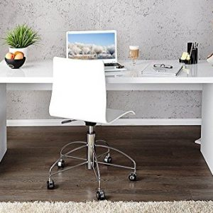 ENZO-White-High-Gloss-Computer-PC-Home-Executive-Study-Office-Corner-Desk-0