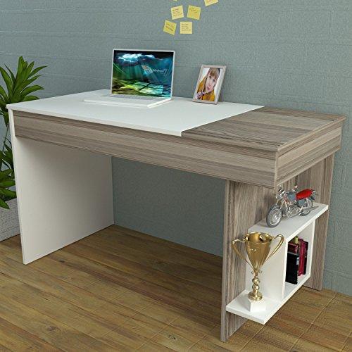Do It Yourself Home Design: HIDDEN Bureau White / Avola