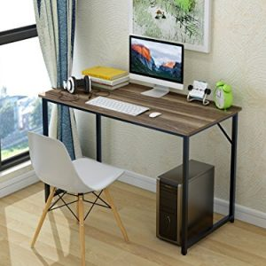 Mr-IRONSTONE-Computer-Desk-120x60cm-Home-Office-Workstation-Multipurpose-Desk-Office-Desk-Study-Desk-Writing-Table-0