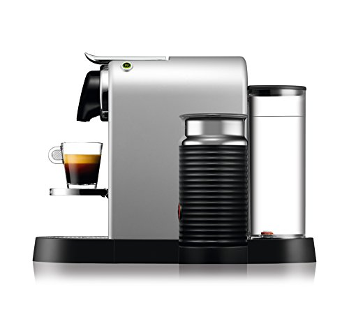 nespresso by krups xn760b40 nespresso citiz and milk coffee machine 1710 w house and garden store. Black Bedroom Furniture Sets. Home Design Ideas