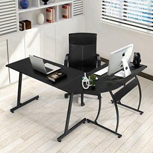Office-Corner-Desk-Coavas-L-Shaped-Office-Wood-Desk-Large-Corner-PC-Gaming-Desk-Table-Computer-Desk-Workstation-for-Home-and-Office-Use-Black-0