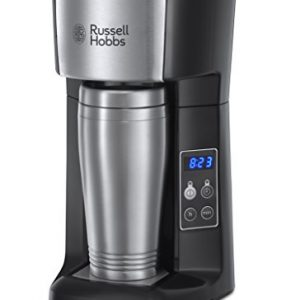 Russell-Hobbs-Brew-and-Go-Coffee-Machine-and-Mug-22630-400-ml-Stainless-Steel-and-Silver-0