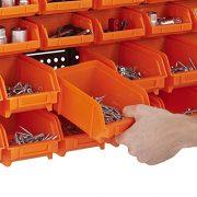 VonHaus-Wall-Mount-Storage-Organiser-Bin-Panel-Rack-0-2