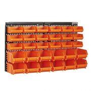 VonHaus-Wall-Mount-Storage-Organiser-Bin-Panel-Rack-0-3