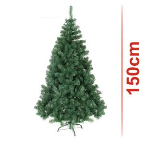 Classic-Artificial-Realistic-Natural-Branches-Pine-Christmas-Tree-Xmas-Green-Unlit-4FT-5FT-6FT7FT75FT-0