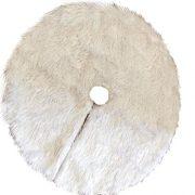 HENGSONG-White-Christmas-Tree-Plush-Skirt-Base-Cover-Decoration-Xmas-Decorations-78CM-0-3