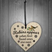 Red-Ocean-Robins-Appear-When-Lost-Loved-Ones-Are-Near-Wooden-Hanging-Heart-Memorial-Christmas-Tree-Decoration-Plaque-0-0