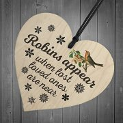 Red-Ocean-Robins-Appear-When-Lost-Loved-Ones-Are-Near-Wooden-Hanging-Heart-Memorial-Christmas-Tree-Decoration-Plaque-0-4