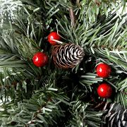 WeRChristmas-Scandinavian-Blue-Spruce-Christmas-Tree-includes-Pine-Cones-and-Berries-with-Easy-Build-Hinged-Branches-0-3