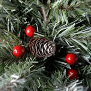 WeRChristmas-Scandinavian-Blue-Spruce-Christmas-Tree-includes-Pine-Cones-and-Berries-with-Easy-Build-Hinged-Branches-0-4