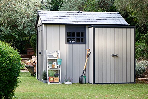 Keter High Store Outdoor Plastic Garden Storage Shed 139