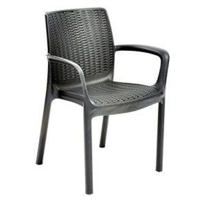 Keter-Bali-6-Outdoor-Garden-Stacking-Chairs-Graphite-0