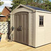 Keter-Factor-Resin-Outdoor-Garden-Storage-Shed-0-1