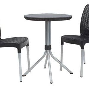 Keter-Jersey-4-Seater-Rattan-Outdoor-Garden-Furniture-Dining-Set-0