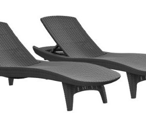 Keter-Pacific-Rattan-Outdoor-Adjustable-Sunlounger-0