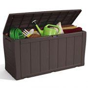Keter-Sherwood-Outdoor-Plastic-Storage-Box-Garden-Furniture-117-x-45-x-575-cm-Brown-0-1