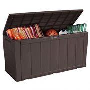 Keter-Sherwood-Outdoor-Plastic-Storage-Box-Garden-Furniture-117-x-45-x-575-cm-Brown-0-2