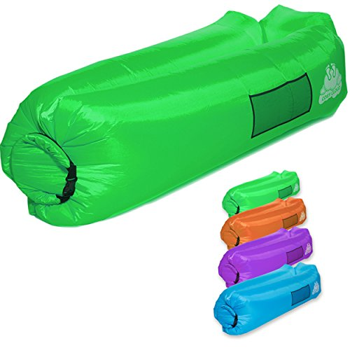 Inflatable Lounger Air Sofa Couch Bag Portable Outdoor