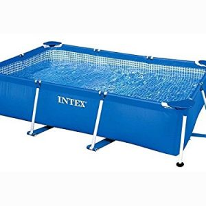 Intex--Swimming-Pool--piscinette-Metal-Frame-0