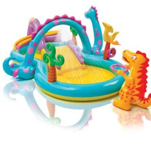 Intex-Dinosaur-Water-Play-Center-Paddling-Pool-with-Moveable-Arch-Water-Spray-Perfect-Activity-Centre-for-Outdoor-Summer-Fun-Multicolor-0