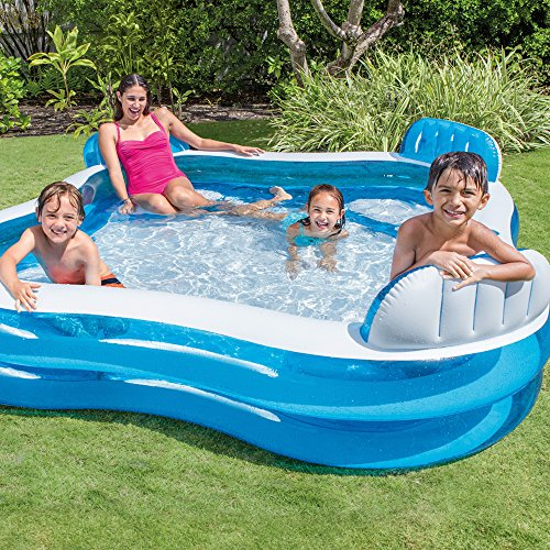 Intex Swim Centre Family Lounge Pool House And Garden Store