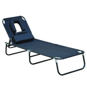OUTSUNNY-SUN-BED-CHAIRS-GARDEN-LOUNGER-RECLINING-FOLDING-RELAXER-BEACH-CHAIR-PATIO-CAMPING-NEW-BLACK-0