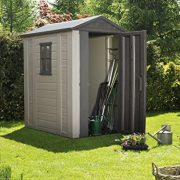 Keter-Factor-Resin-Outdoor-Garden-Storage-Shed-0-5