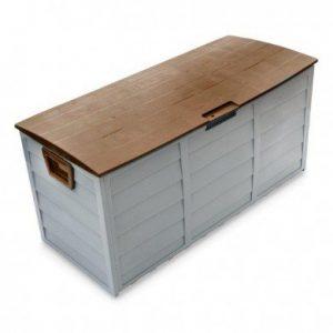 groundlevelcouk-Weatherproof-easy-move-XL-garden-storage-box-Brown-Lid-0
