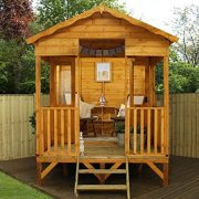 11x8-Tongue-and-Groove-Wooden-Beach-Hut-Summerhouse-by-Waltons-0-2