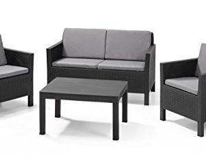 Allibert-by-Keter-Chicago-2-Seat-Balcony-Lounge-Set-Outdoor-Garden-Furniture-0