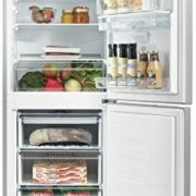 Beko-CRFG1582DS-55cm-Silver-Frost-Free-Fridge-Freezer-With-Drinks-Dispenser-0-0