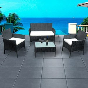 Britoniture-Rattan-Garden-Furniture-Set-Patio-Conservatory-4-Piece-Set-Indoor-Outdoor-0