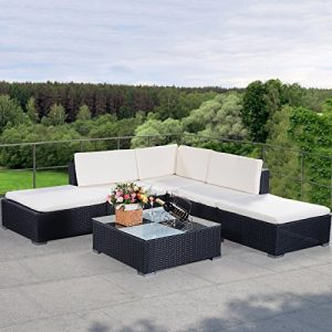 Costway-6PCS-Garden-Corner-Sofa-Set-Rattan-Furniture-PE-Wicker-Steel-Fram-Patio-Outdoor-0